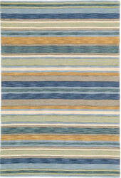 Company C Sheffield Stripe 19045 Seagrass Area Rug