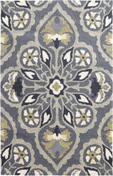 Company C Pierre 19239 Pewter Area Rug