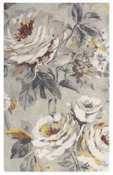 Company C Moonlit 10728 Pewter Area Rug