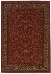 Couristan Everest Isfahan Crimson 3791-4872 Custom Length Runner