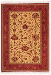 Couristan Gem Khorasan Brick Red 8594-2190 Custom Length Runner