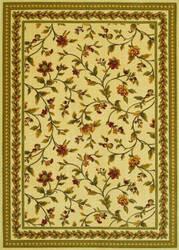 Couristan Royal Luxury Winslow Linen - Beige Area Rug