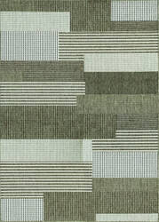Couristan Monaco Starboard Grey - Sand Area Rug