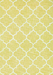 Couristan Bowery Chauncey Gold - Ivory Area Rug