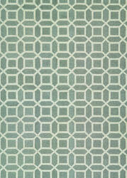 Couristan Bowery Havemeyer Charcoal - Grey Area Rug
