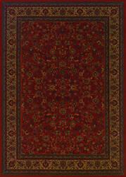 Couristan Everest Isfahan Crimson Area Rug
