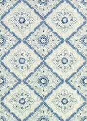 Couristan Dolce Brindisi Ivory - Confederate Grey Area Rug