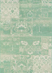 Couristan Afuera Country Cottage Sea Mist - Ivory Area Rug