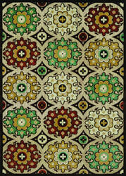 Couristan Urbane Dumont Brown - Multi Area Rug
