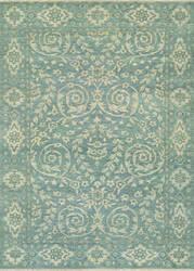 Couristan Tenali Latur Dusty Blue Area Rug