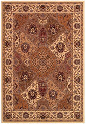Couristan Himalaya Samsara Antique Cream - Multi Area Rug