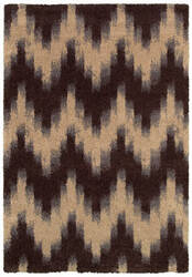 Couristan Moonwalk Andromeda Chocolate Area Rug