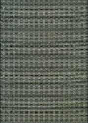 Couristan Cape Barnstable Black - Tan Area Rug