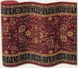 Couristan Royal Kashimar Cypress Garden Persian Red 0621-2597 Custom Length Runner