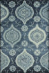 Dalyn Beckham Bc1548 Denim Area Rug