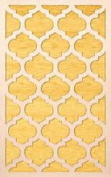 Dalyn Bella Bl11 Yellow Area Rug