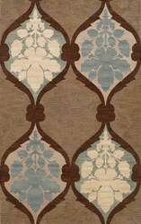 Dalyn Bella Bl4 Fudge Area Rug