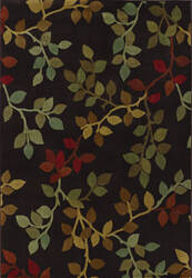 Dalyn Capri Ca71 Chocolate Area Rug