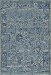 Rugstudio Sample Sale 157554R Sky Blue Area Rug
