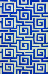 Dalyn Infinity If1 Cobalt Area Rug