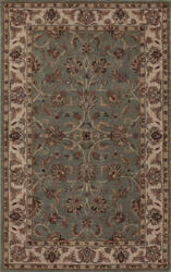 Dalyn Jewel Jw31 Spa Blue/Ivory Area Rug
