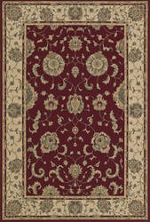 Dalyn Malta Mt8 Red Area Rug