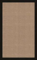 RugStudio Riley EB1 wheat 107 black Area Rug