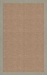 RugStudio Riley EB1 wheat 115 mist Area Rug