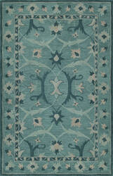 Dalyn Tribeca Tb6 Teal Area Rug