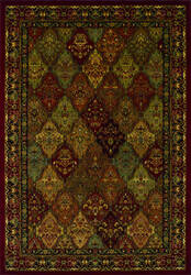 Dalyn Wembley Wb38 Red Area Rug