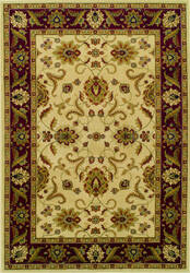 Dalyn Wembley Wb524 Ivory Area Rug