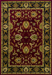 Dalyn Wembley Wb524 Red Area Rug