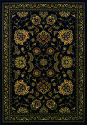 Dalyn Wembley Wb787 Black Area Rug