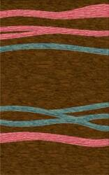 Rugstudio Riley DL15 Caramel-Bubblishous-Sky Area Rug