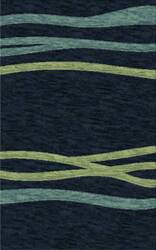 Rugstudio Riley DL15 Navy-Sky-Spa Area Rug