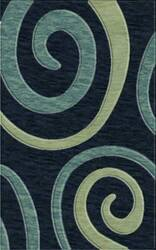Rugstudio Riley DL17 Navy-Sky-Seaglass Area Rug
