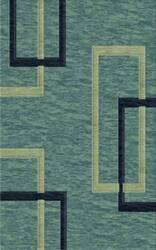 Rugstudio Riley DL20 Sky-Navy-Seaglass Area Rug