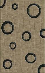 Rugstudio Riley DL23 Silver-Black Area Rug