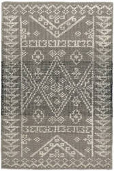 Dash And Albert Arelli Hand Knotted Grey Area Rug