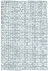 Dash And Albert Beatrice Woven Blue Area Rug