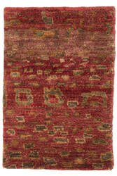 Dash And Albert Cinnabar Jute  Area Rug