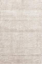 Dash And Albert Cut Stripe 72652 Ivory Area Rug