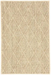 Dash And Albert Diamond Woven Sand Area Rug