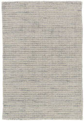 Dash And Albert Homer Knotted Grey Area Rug
