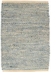 Dash And Albert Jacinto Woven French Blue Area Rug