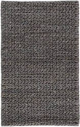 Dash And Albert Jute Woven Shale Grey Area Rug