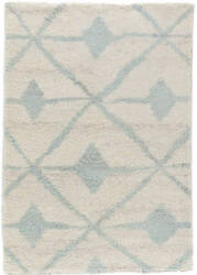 Dash And Albert Kenitra Knotted Robin's Egg Area Rug