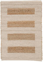 Dash And Albert Milo Woven Ivory Area Rug