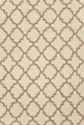 Dash and Albert Plain Tin 56239 Ivory Area Rug