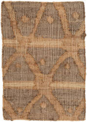 Dash And Albert Rumi Da84 Brown - Black Area Rug